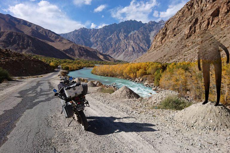 tajikistan motorcycle adventure