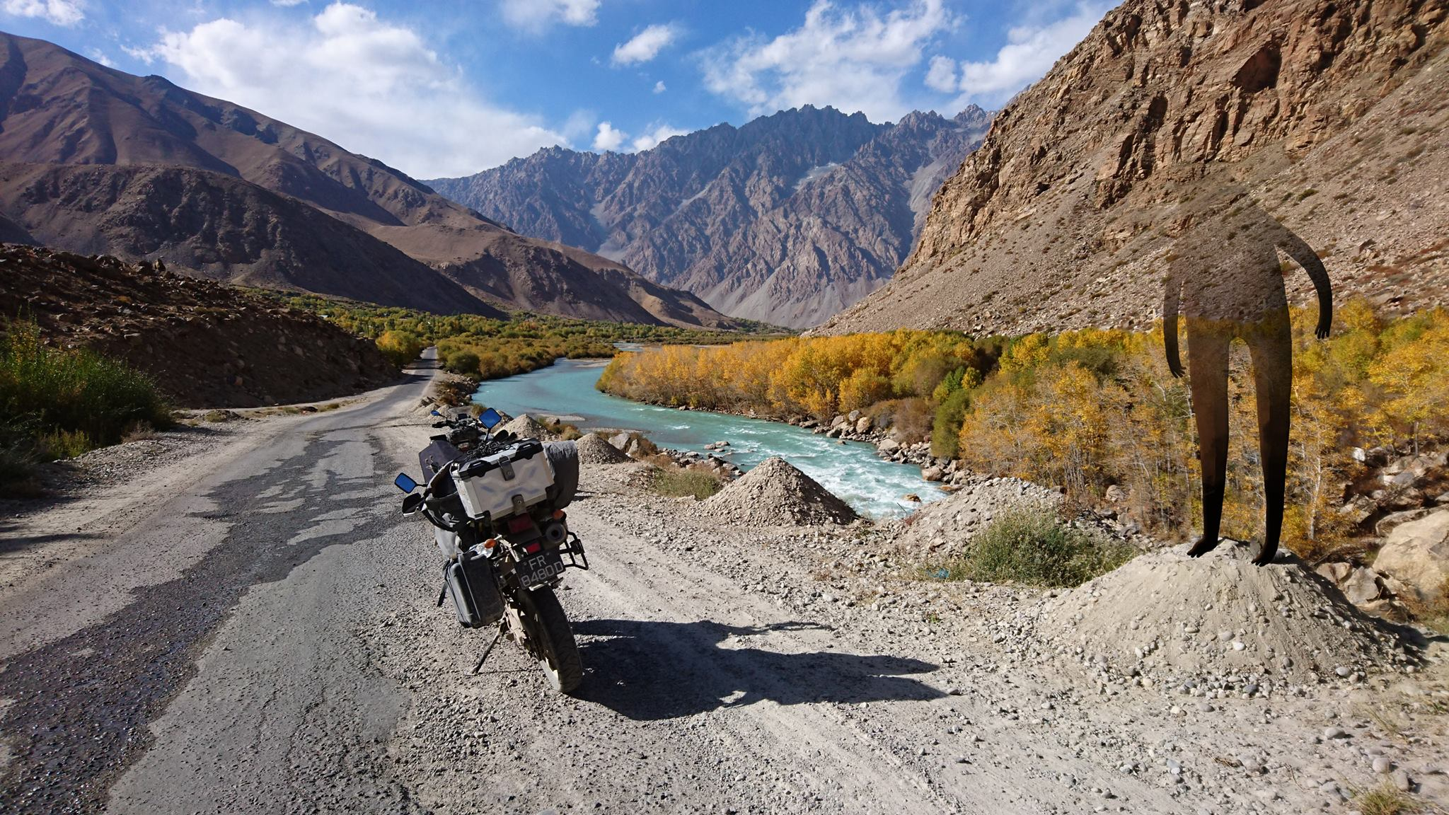 tajikistan motorcycle adventure