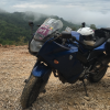 First ride to northern Thailand and beyond years ago