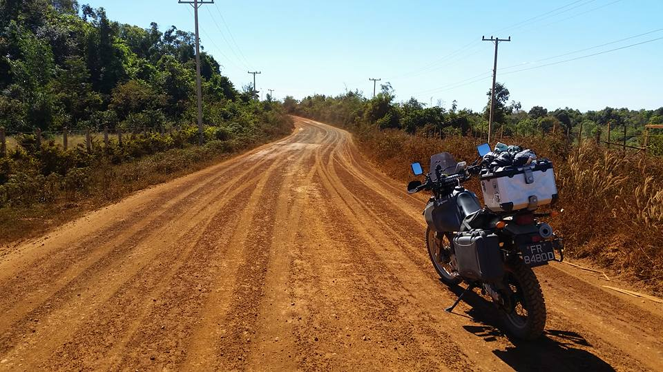 Laos Adventure Motorcycling