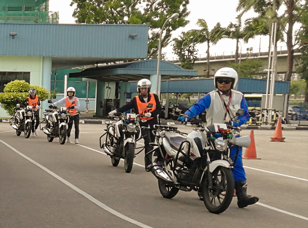singapore motorcycle class