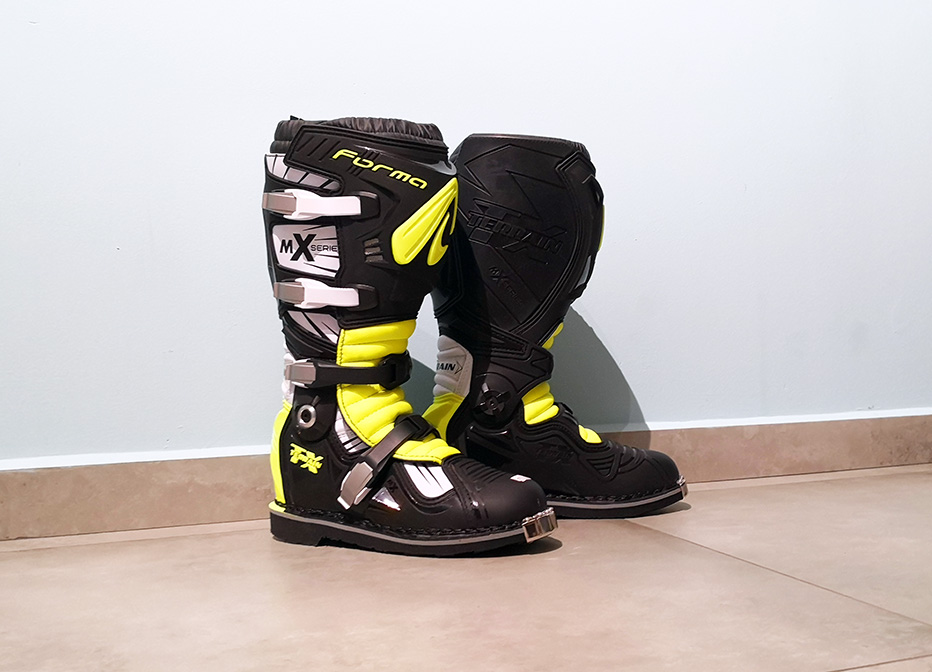 Forma MX boots on sale