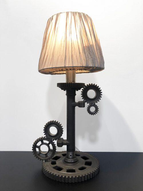 Gear series: Lamp 01