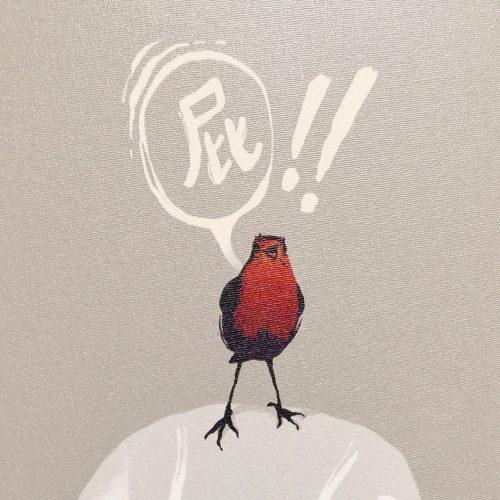 Birdy Limited Edition Canvas Print