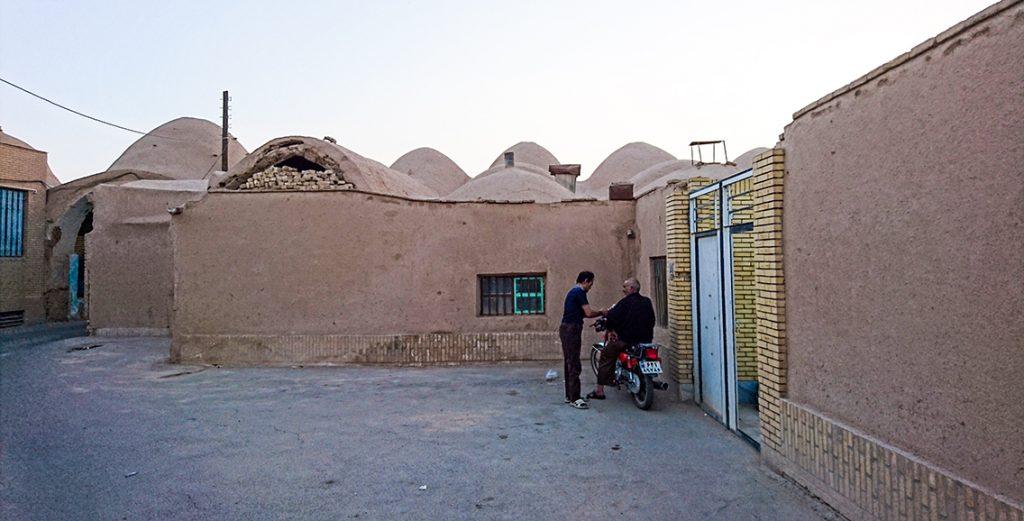 Iran Yazd daily life
