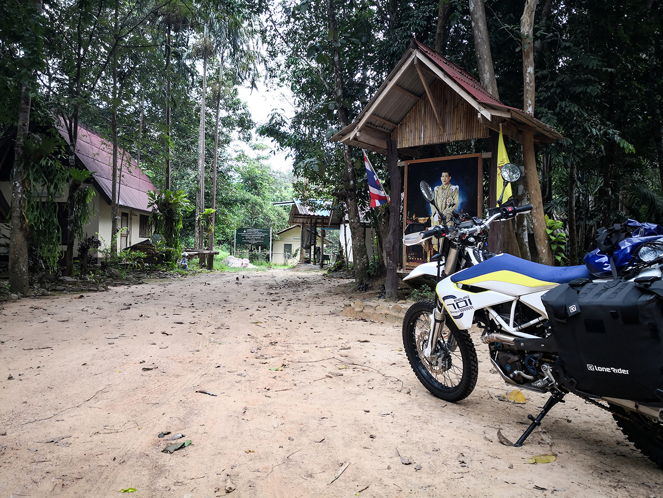 khao nam khang nationalpark
