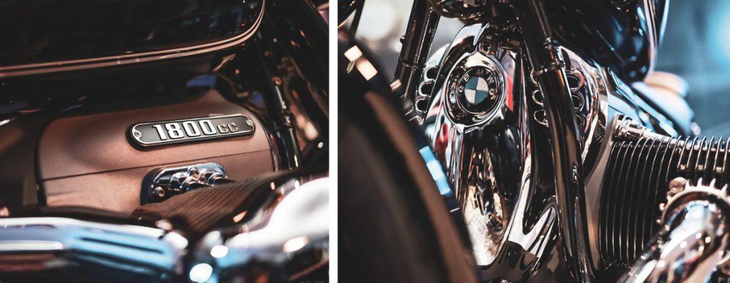 BMW R18 First Edition engine